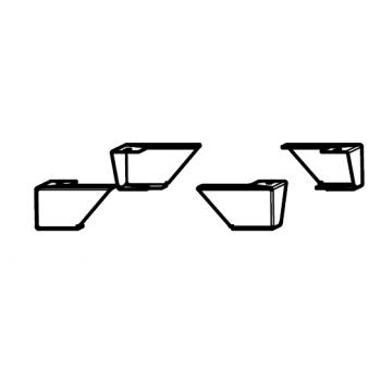 Montagefüsse Vort QBK-SAL KC