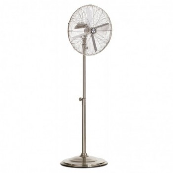 Standventilator SATIN METAL BREEZE