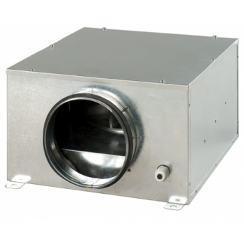 schallisolierte Lüftungsbox SBR / IBR AC - ErP 2018