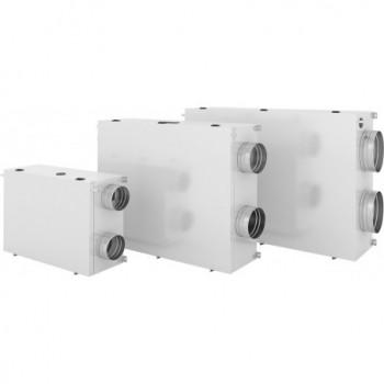 Wärmerückgewinnungsgerät DUPLEX EC5 und ECV5