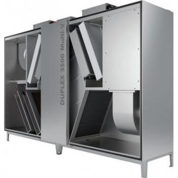 Wärmerückgewinnungsgerät DUPLEX Multi / V / N