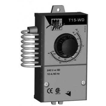 Thermostatschalter TW 15 WD