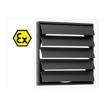 WSK ... EX Kunststoff-Verschlussklappe
