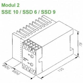 Spannungssteller SAE / SSE / SAD / SSD   0-10V