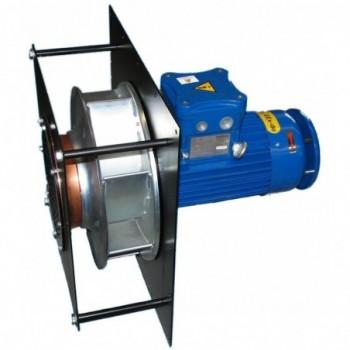 Einbau- / Umluft Radial-Ventilatoren DEG