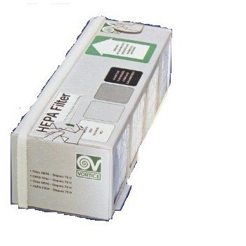 Ersatz-Filter  HEPA- u. Aktivkohlefilter Depuro 200
