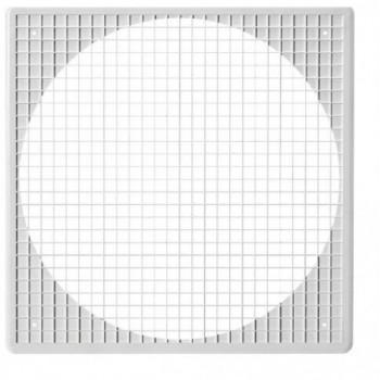 Kunststoff- Ventilationsgitter WG