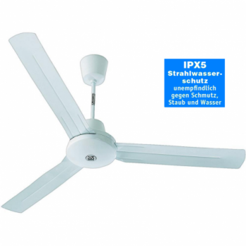 Deckenventilator Tropical IPX 5